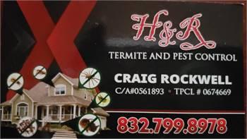 H&R Termite and Pest Control
